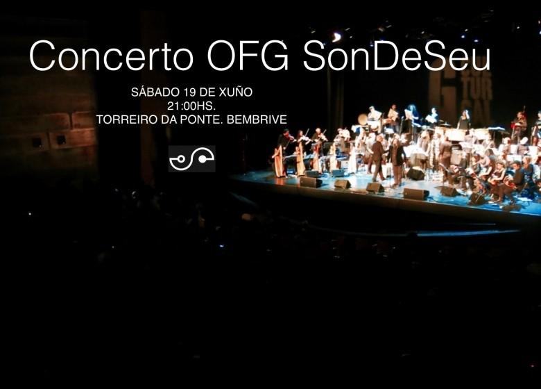 A OFG SonDeSeu en concerto. Bembrive. Torrreiro da Ponte. Sábado 19 de xuño. 21:00hs.