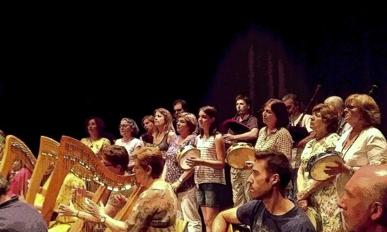 EXTRAESCOLARES ETRAD 2018-19. Audición de Fin de Curso.Venres 28 de xuño de 2019. 19h. Auditorio Municipal do Concello de Vigo. Entrada libre ata completar aforamento.
