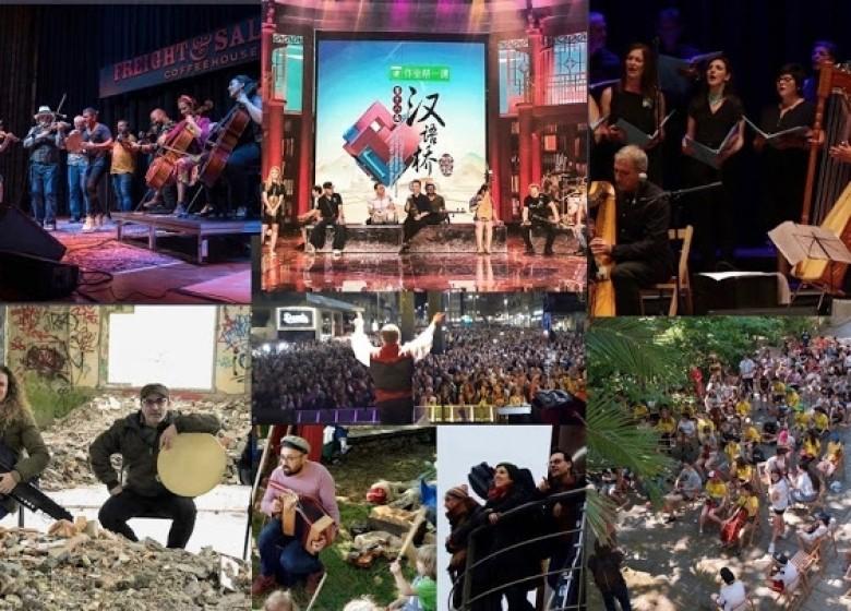 Mestres da ETRAD. Un verán en crónica musical