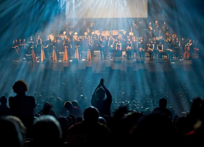 SonDeSeu en concerto. Braga. 8FEB2020. 22:00. Altice Forum Braga. Convidado: Daniel Pereira.