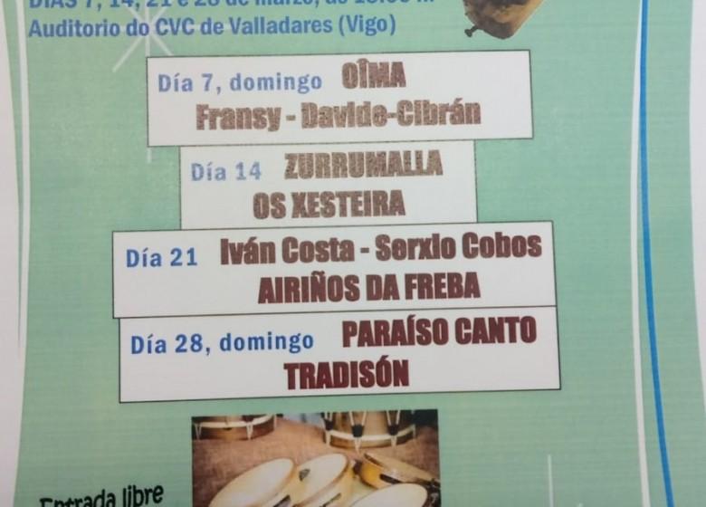 NOVAS GZ. Cartaz de luxo na 9ª edición do Memorial Moxenas no CVC de Valadares coa presenza de